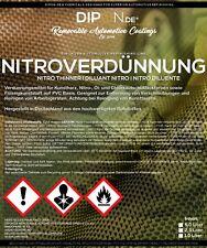 5,0 Liter DIPON® Nitro Verdünnung Kunstharz, Öllack, Chlorkautschuk, Reiniger