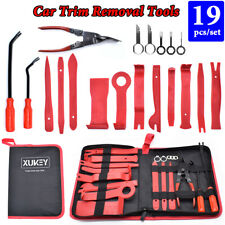 Car Trim Removal Tool Set Pry Panel Clip Universal Audio Fastener Body Door