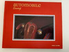 Automobile Quarterly Vol 29 No 4 Stout Scarab Fisher Ferrari Le Mans Coupe BMW