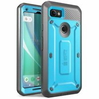 For Google Pixel 2XL SUPCASE [UB PRO] Shockproof Holster Case Cover with Screen