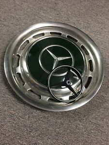 wheel hubcap tool stencil 14 inch for Mercedes  W 107 108 109 111 113 114 115