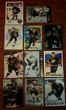 Lot of Pavel Bure Vancouver Canucks  with Rookie and Insert Hockey Cards