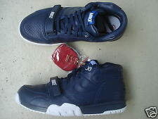 """Frammento x Nike Air Trainer 1 Mid SP 44 """"US Open"""" Obsidian/White/Obsidian"""