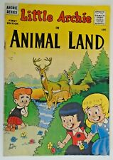 *Little Archie in Animal Land #1vg (1957, Scarce)