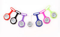 New 2020 Fashion Silicone Digital Nurses Brooch Fob Watch- Brooch Tunic - Nurse