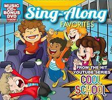 Cool School - Sing-A-Long Favorites [New CD]