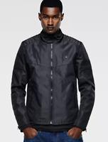 G-star Raw - Peltz Jacket Coat Bonded Nylon Mens Black Large *REF156