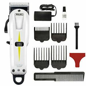 Wahl Cordless Super Taper Professional Hair Clipper (White) WA8591-012
