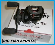 Quantum Smoke PT Series 3 Casting Fishing Reel New Right Hand SM100XPT 8.1-1