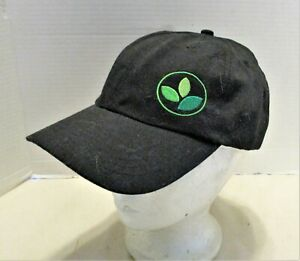 Black eBay Green Team Hat One Size Adjustable Made from Recycled Bottles