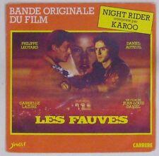 Les Fauves 45tours Léotard Auteuil Lazure 1984