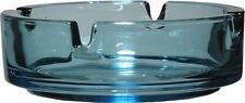 6 stapelbare Arcoroc Aschenbecher Ascher 107 mm saphir blau ice blue