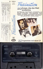 V.A.-FASCINATION -Nat King Cole,Louis Prima,Peggy Lee,Shapiro> MC Musikkassette
