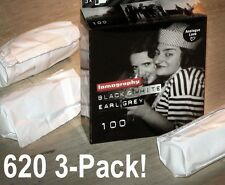620 Film - Earl Grey BW 100 ( 3 Roll Pack )