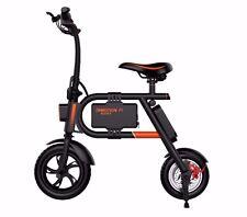 INMOTION P1L E-Bike– 8.7Ah Battery- 30Km/h Fast Folding Electric Bicycle - Black