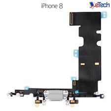 For iPhone 8 4.7 Usb Charging Data Dock Port Microphone Sensor Signal Flex White