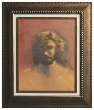 Thomas Kinkade Prince of Peace – Floating Textured Print