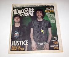 Exclaim! / Exclaim Canadian Newspaper Magazine Canada/Dec 2007 featuring JUSTICE