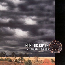 FREE US SHIP. on ANY 2 CDs! NEW CD Run For Cover: A Tribute To Rush