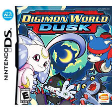 Digimon World: Dusk (Nintendo DS, 2007) GAME ONLY, TESTED & WORKING USA SELLER