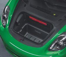 New Genuine Porsche 991 Carrera 981 Boxster Cayman 718 Front Luggage Liner