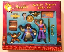 Disney ALADDIN The TV Series Action Figure Set ~ NEW
