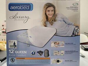 "The original Aerobed Luxury Collection 12"" Height, Queen Extra Comfort"