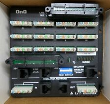NEW ONQ TECHNOLOGIES TELECOM MODULE KSU/PBX 1X11 PART NO. 363485-01
