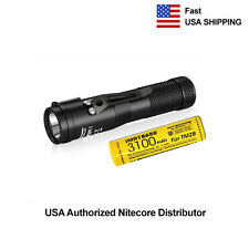 Nitecore Concept C1 1800 lumen CREE XHP35 HD Flashlight w/18650 3100mAH IMR Batt