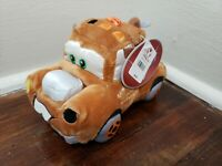 "Disney Store 6"" Mater Mini Bean Bag Plush New with Tag"