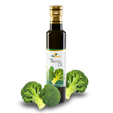 Certified Organic Cold Pressed Broccoli Seed Oil 250ml Biopurus