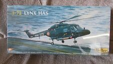 Heller Lynx HAS Model Helicopter Kit - 1:72 Scale - #80333   (TB4)