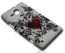 Silikon Case Handy Tasche für Sony Xperia SP / Schutzhülle Handytasche Hülle A11