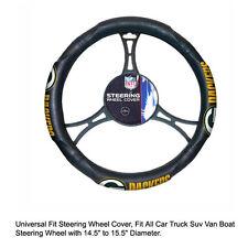 Northwest NFL Green Bay Packers Car Truck Suv Van Boat Steering Wheel Cover
