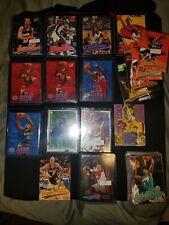 1996-97 Fleer Ultra Basketball GOLD MEDALLION LOT (50) MARBURY RC PIPPEN...
