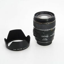 AS-IS Canon EOS EF-S 17-85mm F4-5.6 Autofocus Zoom Lens 9517A002 Broken As Is