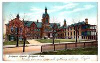 1906 Bridgeport Hospital, Bridgeport, CT Postcard *210