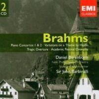Daniel Barenboim - Brahms: Piano Concertos Et (NEW 2 x CD)