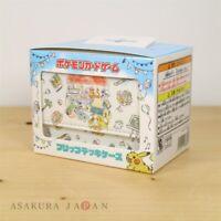 Pokemon Center Original Card Flip deck case World Market Pikachu Eevee Drifloon