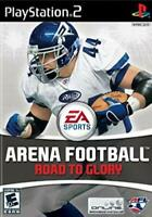 Arena Football Road to Glory PS2 Game Used Complete