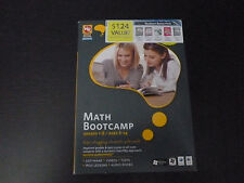New! Math BooTcamp -Grades 1-8/Ages 6-14