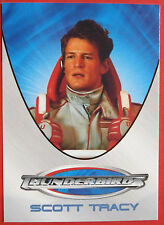 THUNDERBIRDS (The 2004 Movie) - Card#05 - Scott Tracy - Cards Inc 2004