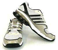 Adidas Boost Mens Size US 12 UK 11.5 Adiwear 2009 Running Shoes Gold Black Cream