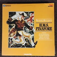H.M.S. PINAFORE Laserdisc LD [PA-84-067] Pioneer Artists
