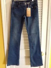 New BILLABONG Girl's Denim Jeans Rugged Style Stretch Size 27-NWT