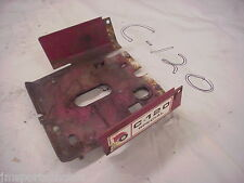 WHEEL HORSE C-120 GAS TANK MOUNT
