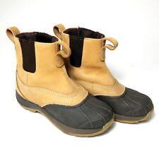 L.L. Bean Ankle Boots Snow Rain Size 7 Womens Waterproof