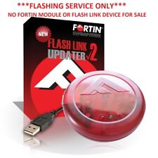 FLASH/PROGRAMMING SERVICE / Fortin or OMEGA Flash Link Flashlink Updater 1 2 EVO