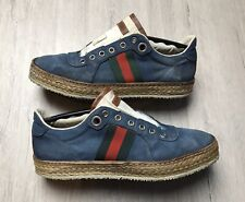 Gucci Vintage Casual Sneakers Men's Size 26cm