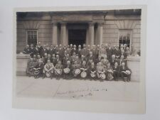 1922 photo HARVARD MEDICAL SCHOOL Class 1902 GARDNER reunion doctors physicians